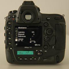 Nikon D4 zu verkaufen 3