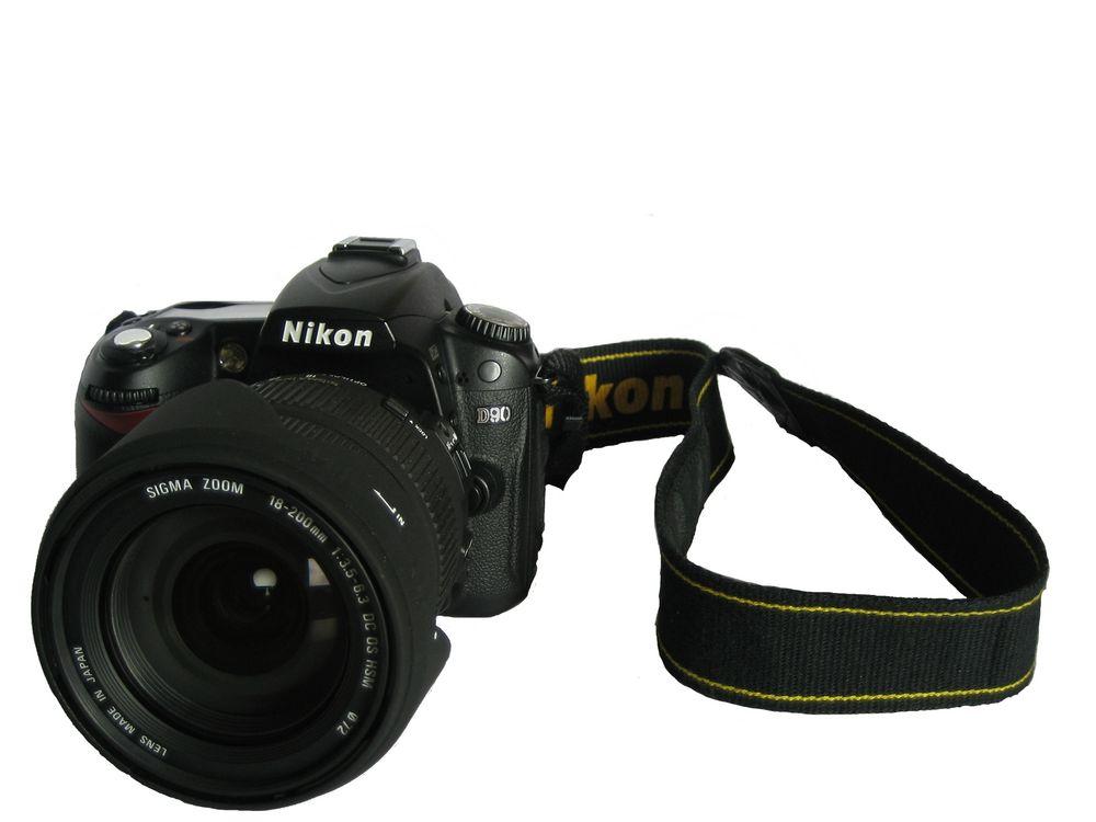 Nikon D90+Sigma 18-200mm 3,5-6,3G