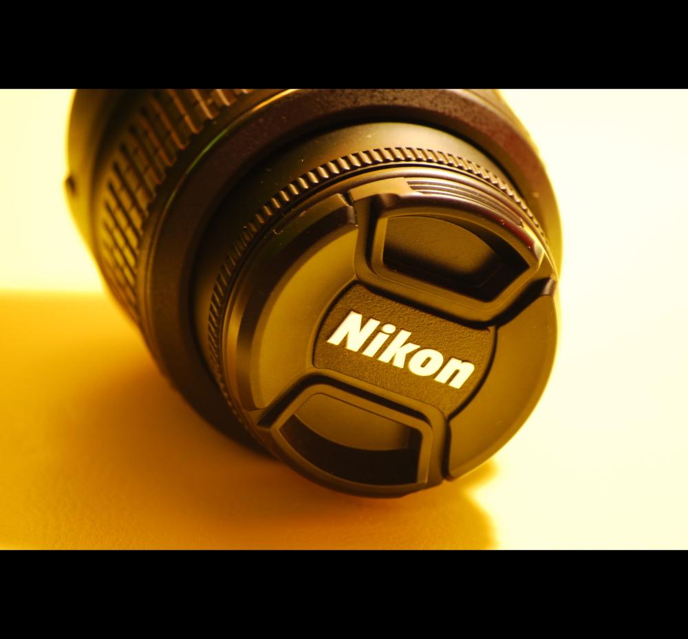 Nikon Werbung?