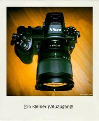 Nikon Z6@Pola