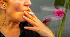Nikotin verhilft Dir zu  einem schönen, gesunden Teint.
