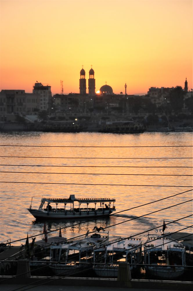 NIL am MORGEN egypt
