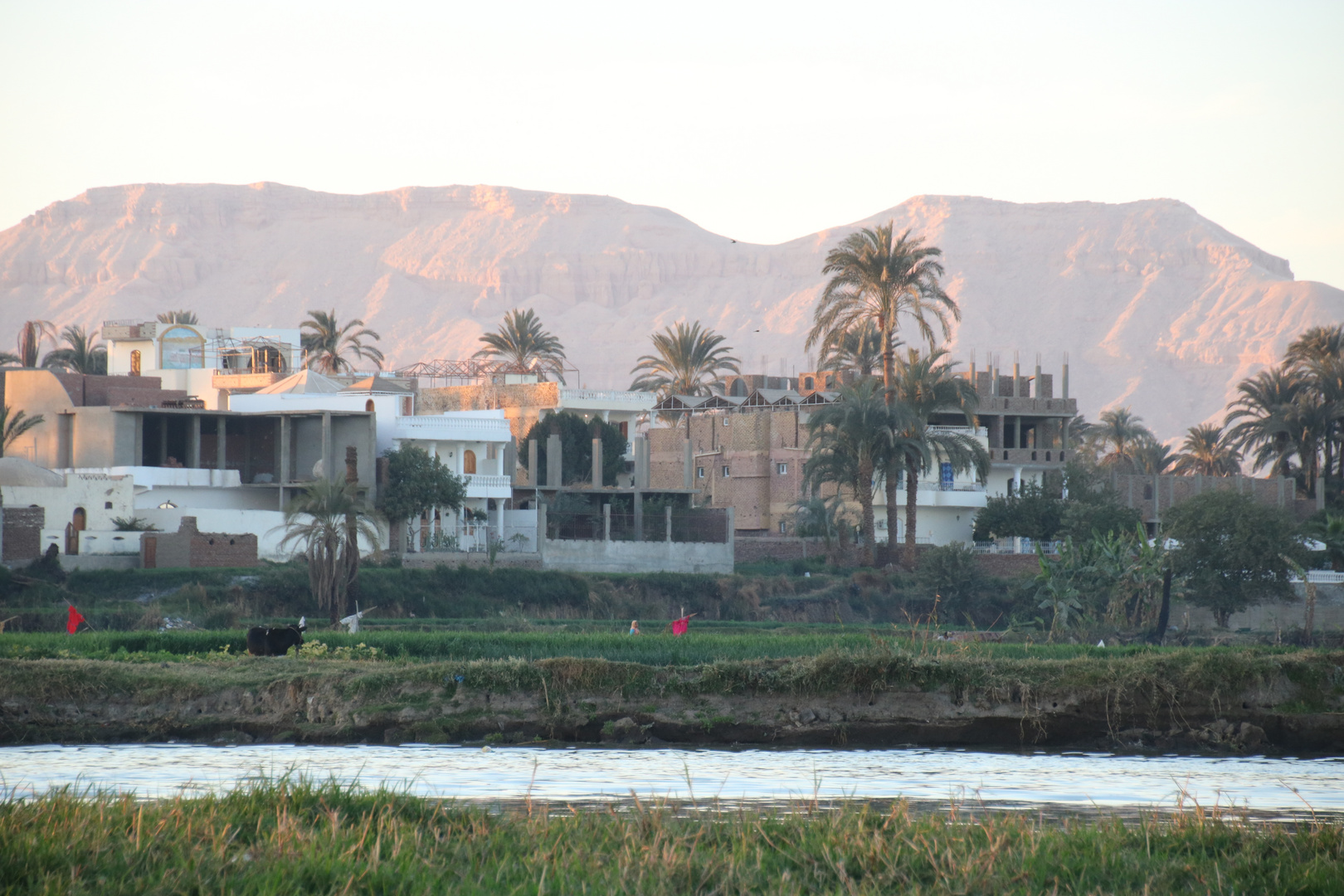NIL Luxor egypt