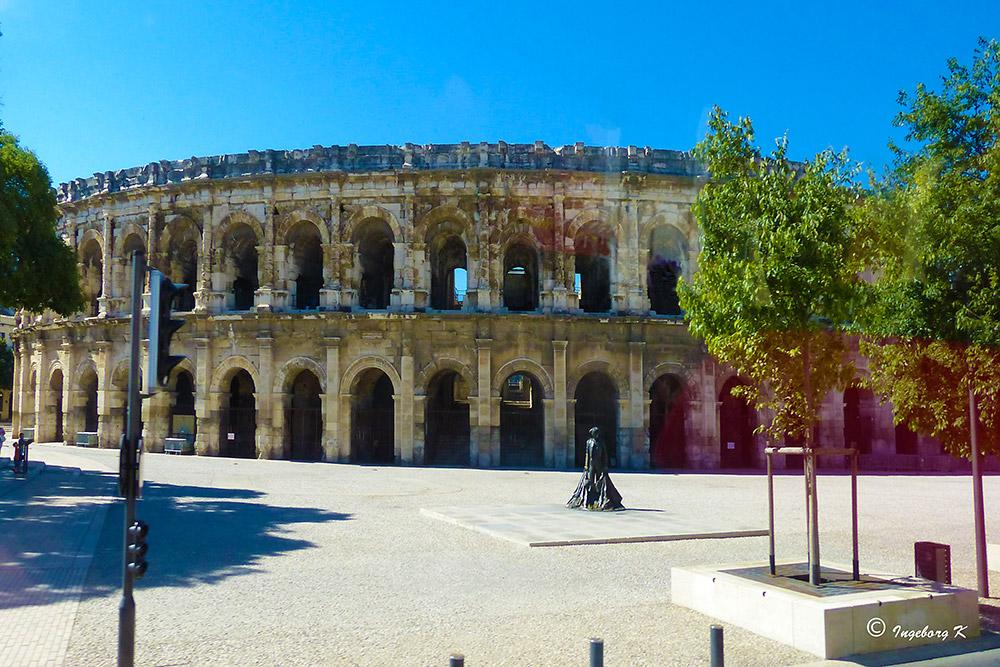 Nimes - Amphitheater