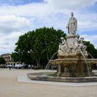Nimes - Fontaine Pradier