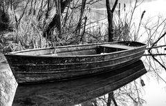 Nimm das letzte Boot...........
