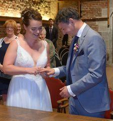 Nimm diesen Ring... - Julia & Markus