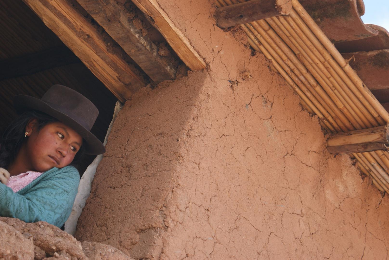 nina ayacuchana (Perú)