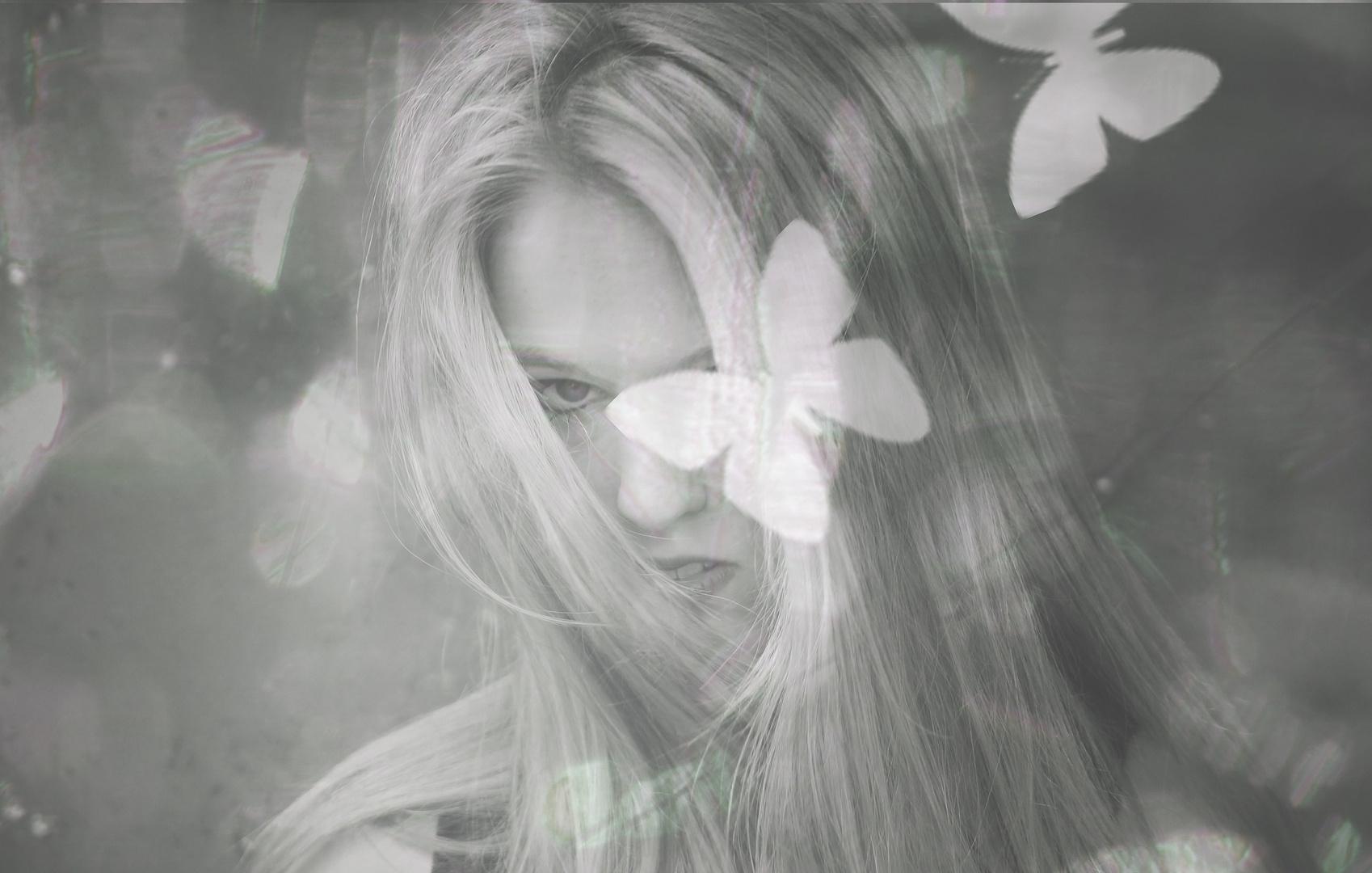 Nina und die verliebten Schmetterlinge