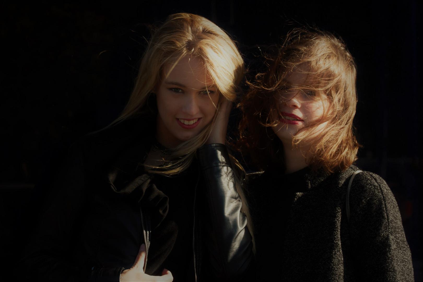 Nina und Phyllis