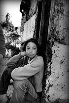 Niño cantegril, documental, fotoperiodismo,, Montevideo, Uruguay