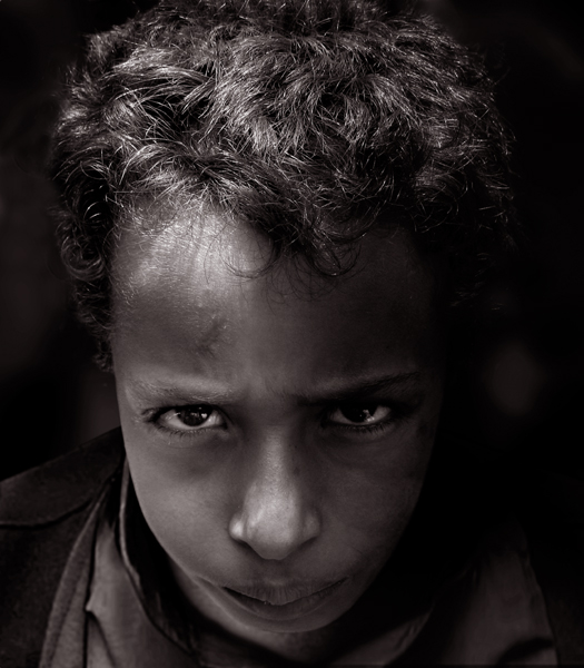 niño de yemen