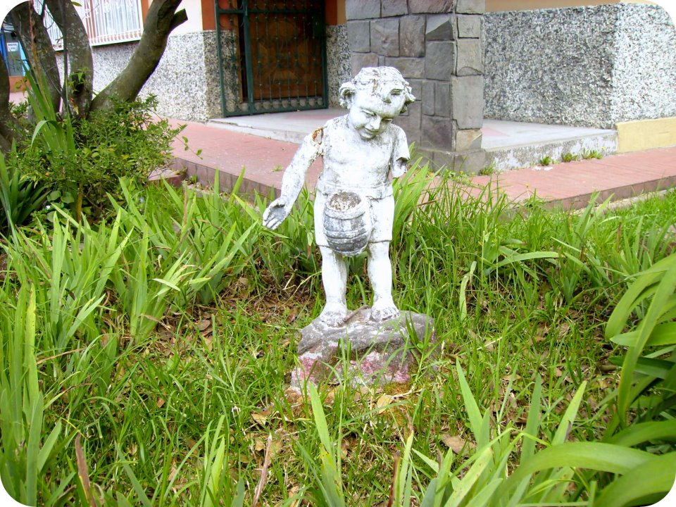 Niño olvidado (San Juan de Pasto)