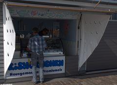 Nirgendwo gibt es besseres : Eis vom Eishörnchen in Schleswig
