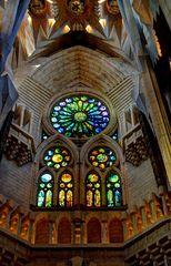 Nische in der Sagrada