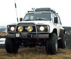 Nissan I