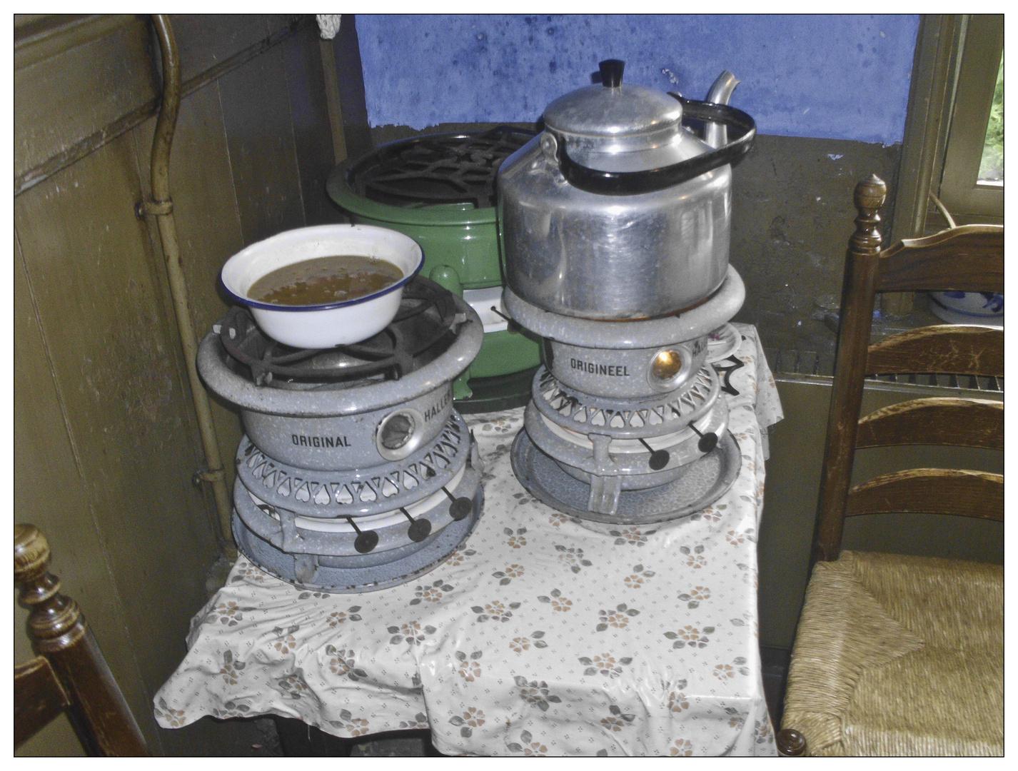 Nix für verwöhnte Hausfrauen:-)