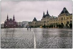 Nix los am Roten Platz