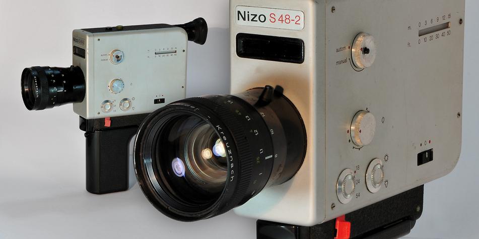 Nizo S48-2 Filmkamera Super 8