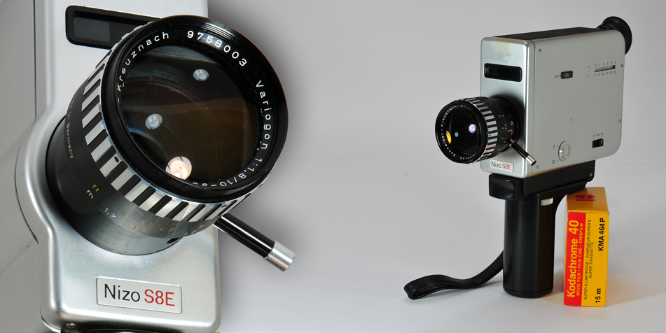 Nizo S8E Filmkamera Super 8
