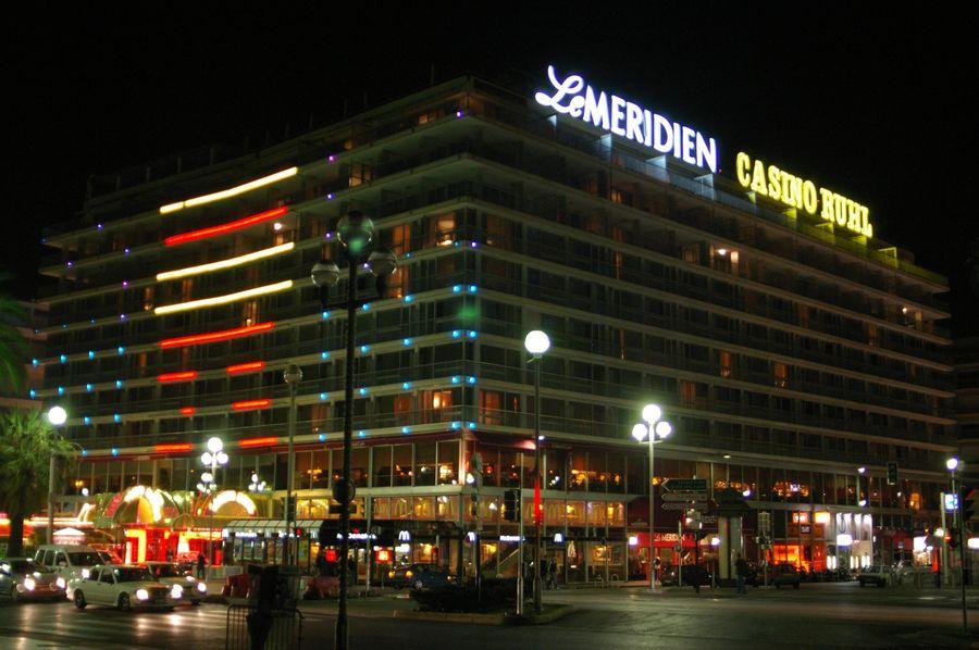 Nizza - Casino Ruhl