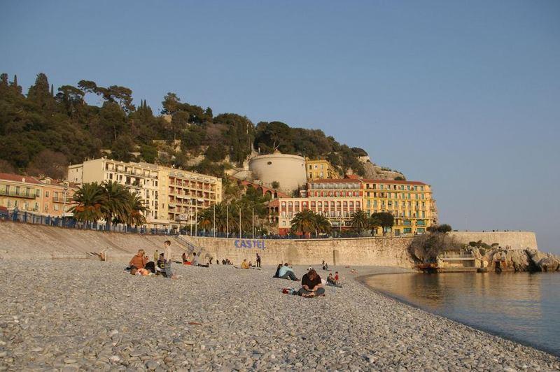Nizza - Castel plage
