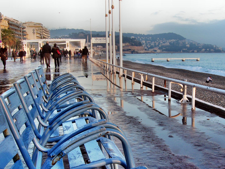 Nizza - Promenade des Anglais