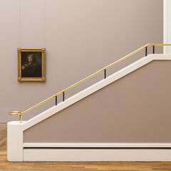 no. 151  *inside art gallery*