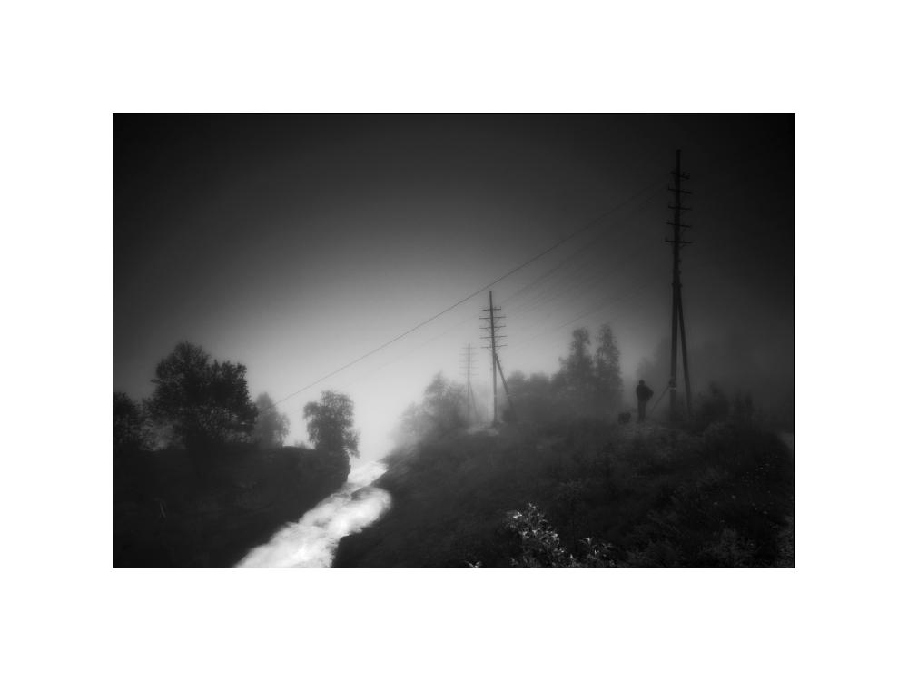 """""""No. 63, immer auf der Suche"""" © Jan van Daan ; DAS FOTOGRAFISCHE DUETT Folge 70"""