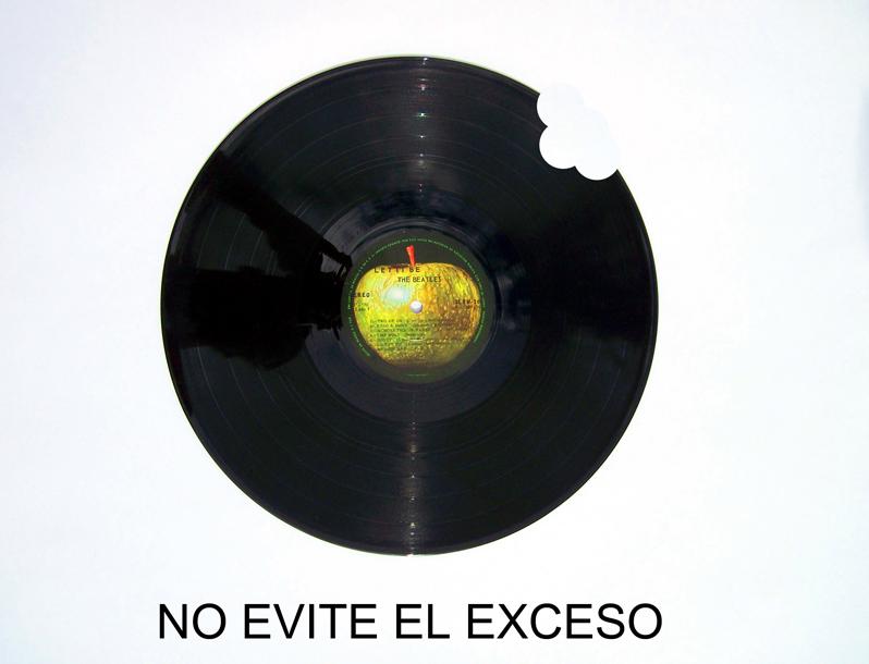 No Evite El Exceso ( para Elena Grünstein )