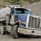 No more trucking...