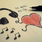 no music, no life
