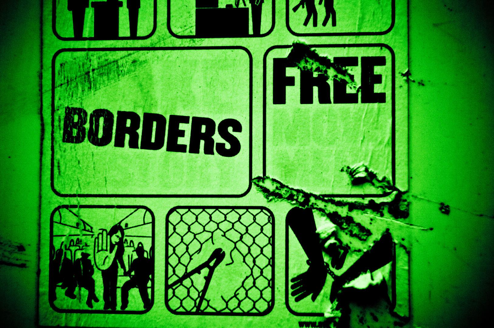 No nation, no border!