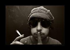 ~ No Smoking Area ~