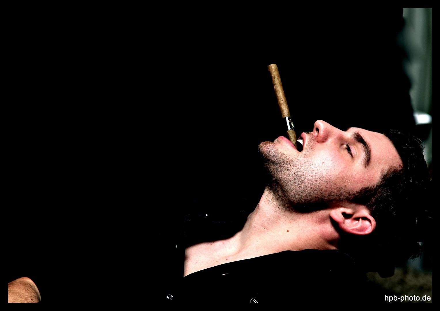 ... no smoking