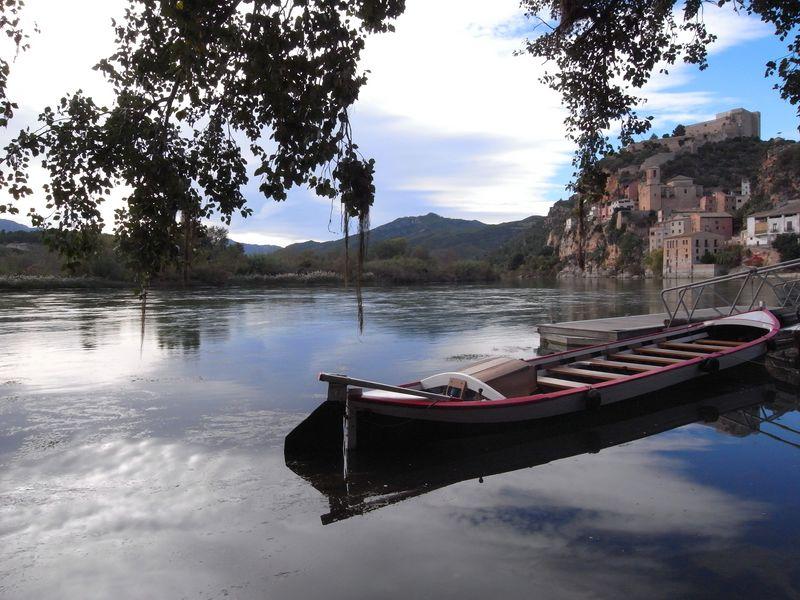 ¿No te dan ganas de dar un paseo en la barca?