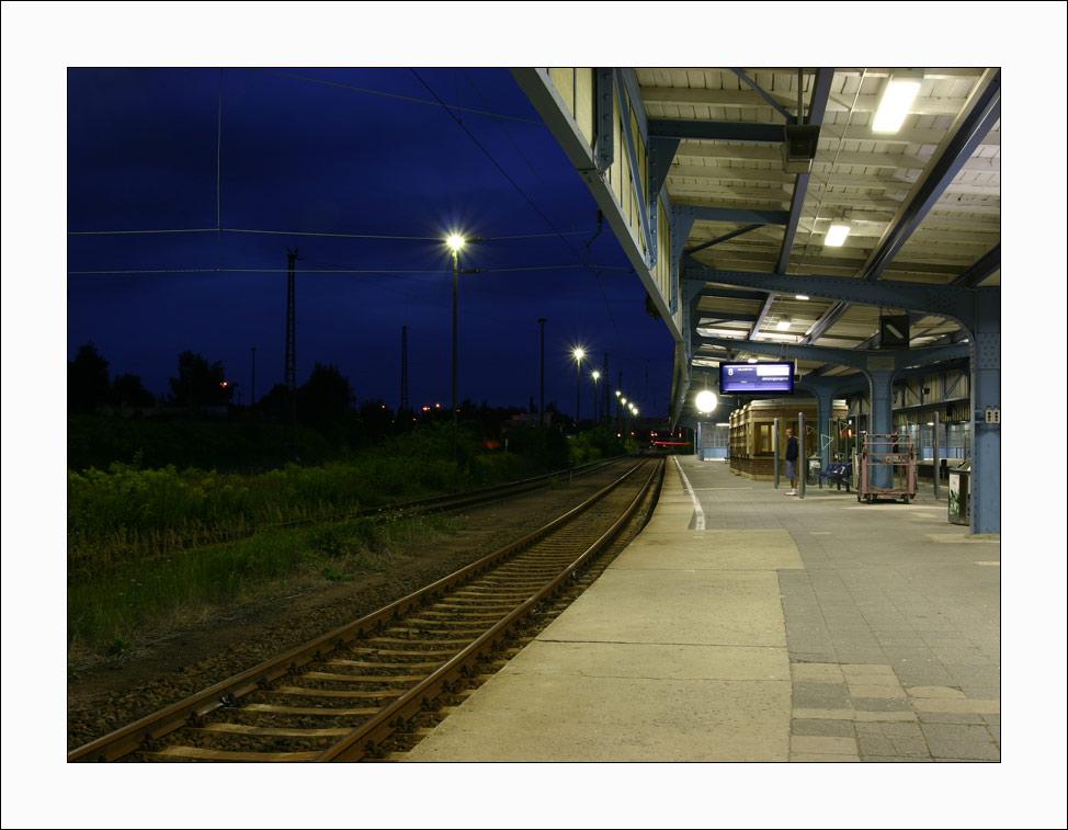 No Trains II