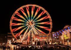 No.1. Das Riesenrad auf dem Weihnachtsmarkt