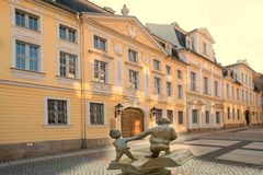 Nobelstraße in Plauen