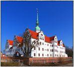 Noch Baustelle - Schloss Dobrilugk
