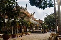 noch ein Blick auf einen Teil der recht grossen Tempelanlage
