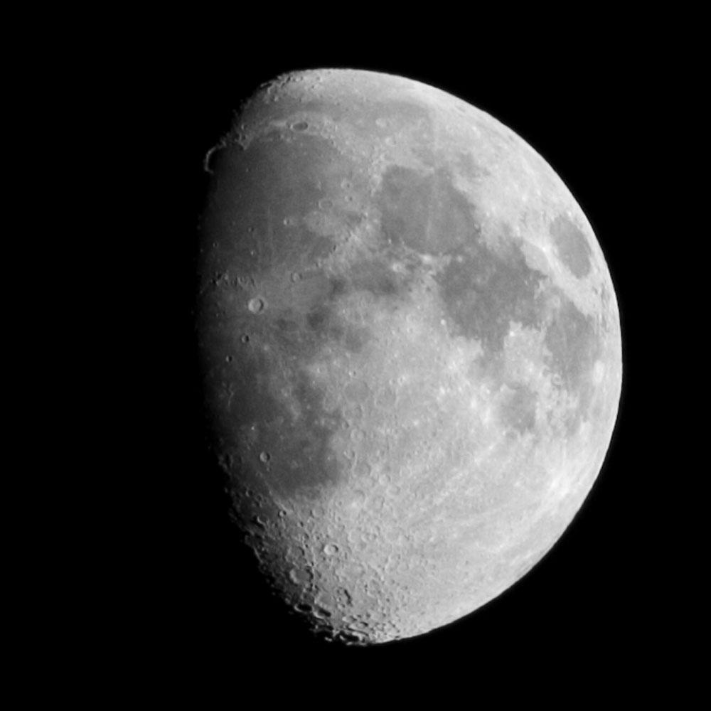 Noch ein Mond...