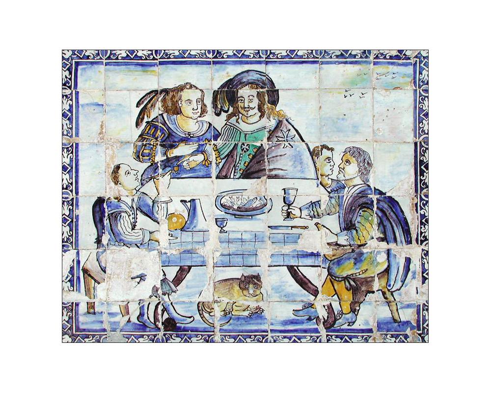 Noch ein paar Azulejos III