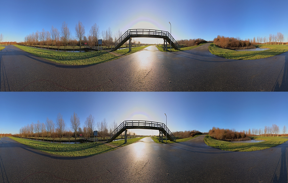 Noch ein Panorama Experiment [3D]