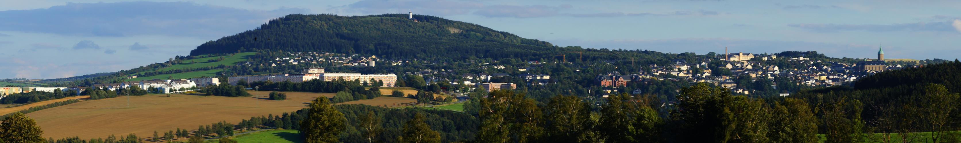Noch ein Panorama von Annaberg