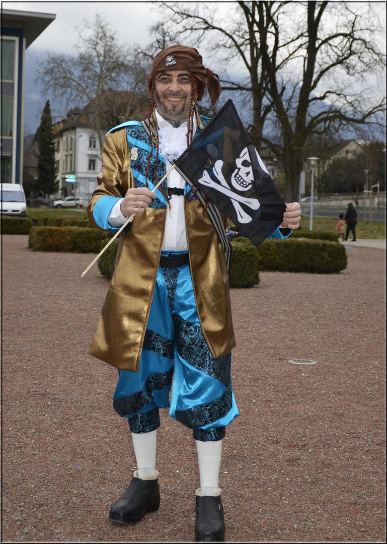 Noch ein Pirat !