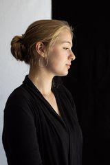 Noch ein Portrait von Miriam