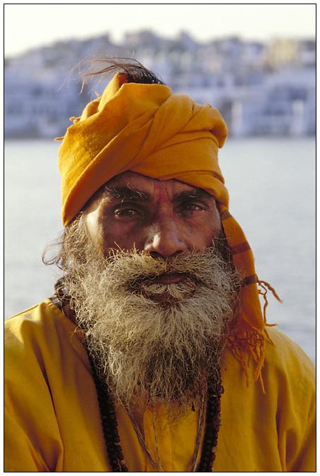 noch ein Sadhu ...