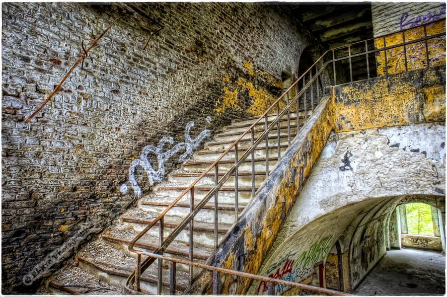 noch ein Treppenhaus