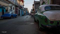 noch eine Straßenszene in Havanna